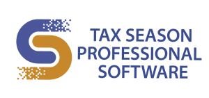 tax season professional software logo
