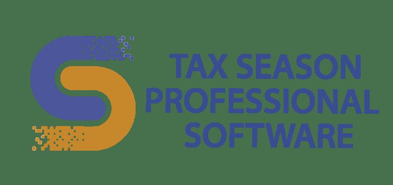tax season professional software logo